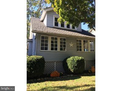 Bristol Single Family Home For Sale: 7813 Monroe Avenue