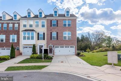Sykesville MD Townhouse For Sale: $425,000