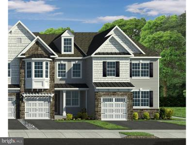 Collegeville Townhouse For Sale: 007 Woodwinds Drive