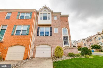 Centreville Townhouse For Sale: 14528 Oakmere Drive