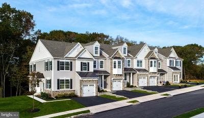 Collegeville Townhouse For Sale: 008 Woodwinds Drive