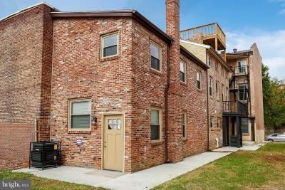 Baltimore Townhouse For Sale: 1505 Baltimore Street E