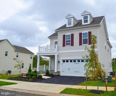 Frederick Single Family Home For Sale: 5115 Continental Drive