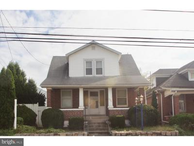 Single Family Home For Sale: 3521 Kutztown Road