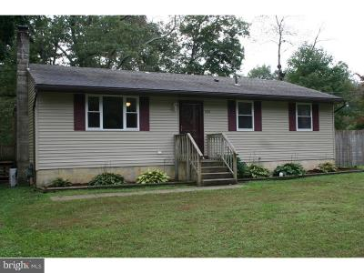 Franklinville Single Family Home For Sale: 2510 Coles Mill Road