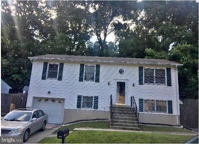 Capitol Heights Single Family Home For Sale: 1519 Ruston Avenue