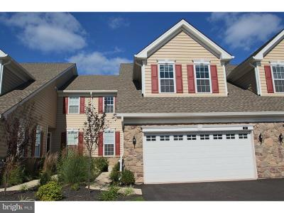 Collegeville Townhouse For Sale: 117 Iron Hill Way