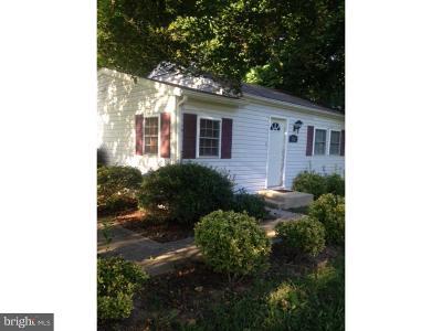 Dover Single Family Home For Sale: 111 Beechwood Avenue
