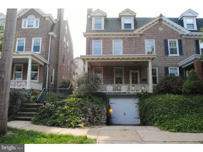 Wilmington Single Family Home For Sale: 1408 Gilpin Avenue
