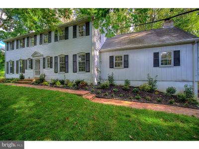 Gladwyne Single Family Home For Sale: 1110 Norsam Road