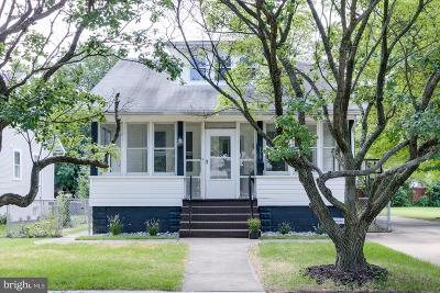 Arlington Single Family Home Active Under Contract: 930 19th Street S