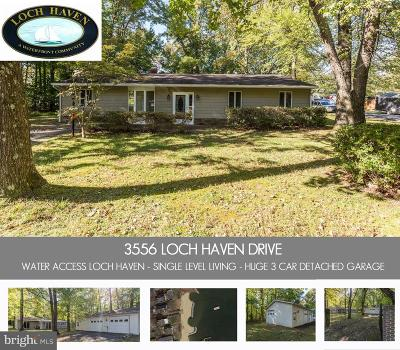 Edgewater, Mayo Single Family Home For Sale: 3556 Loch Haven Drive