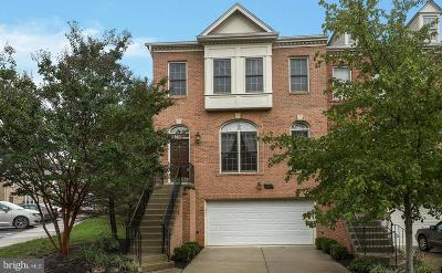 Potomac Townhouse For Sale: 8445 Bells Ridge Terrace