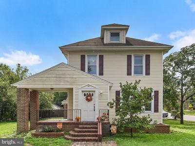 Glen Burnie Single Family Home For Sale: 15 2nd Avenue SW