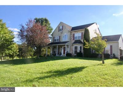 Gilbertsville PA Single Family Home For Sale: $424,900