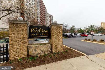 Alexandria Condo For Sale: 5340 Holmes Run Parkway #1009