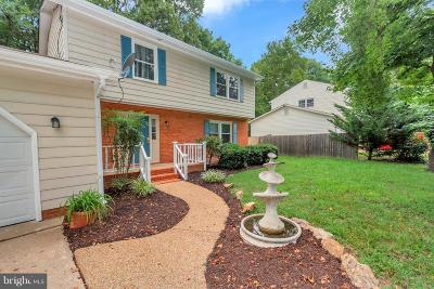 Fredericksburg Single Family Home For Sale: 11808 Rutherford Drive