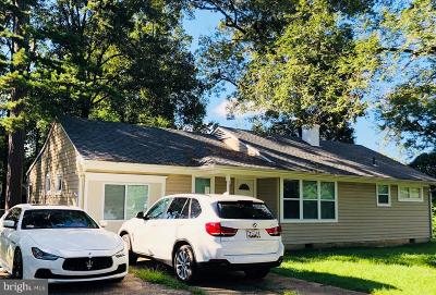 Rockville MD Single Family Home For Sale: $379,900