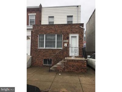 Philadelphia Single Family Home For Sale: 6334 Paschall Avenue