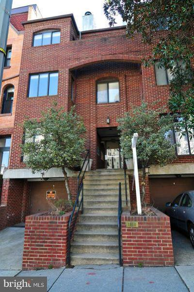 Rental For Rent: 1810 Kalorama Road NW #B2