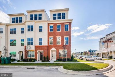 Howard County Townhouse For Sale: 7010 Rackham Way