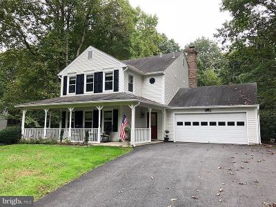 Manassas Single Family Home For Sale: 6111 River Forest Drive