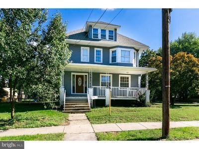 Westville Single Family Home For Sale: 255 Chestnut Street