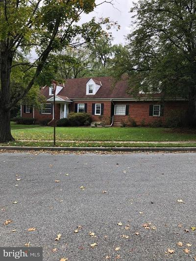 Laurel Single Family Home For Sale: 222 Patuxent Road