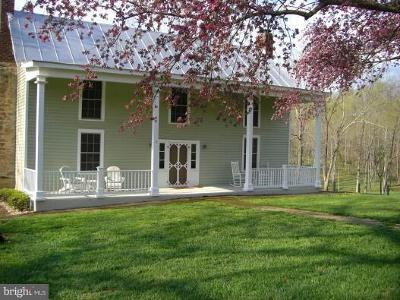 Madison County Farm For Sale: 1589 Duet Road