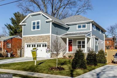 Falls Church Single Family Home For Sale: 410 Sherrow Avenue