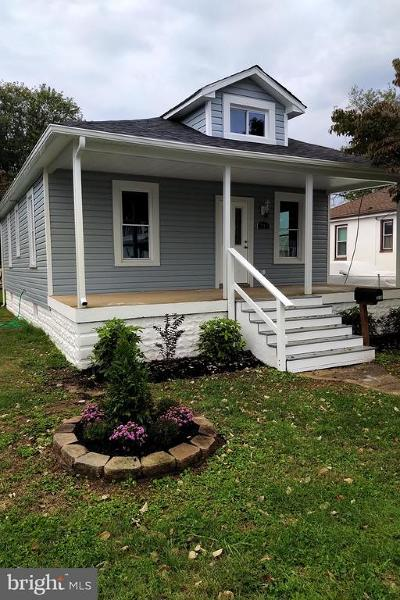 Baltimore Single Family Home For Sale: 210 S Taylor Avenue