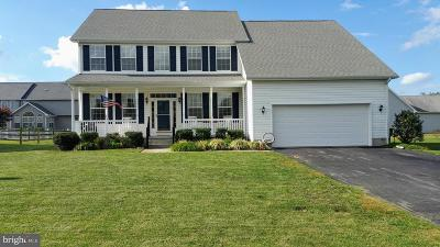 Milford DE Single Family Home For Sale: $349,900