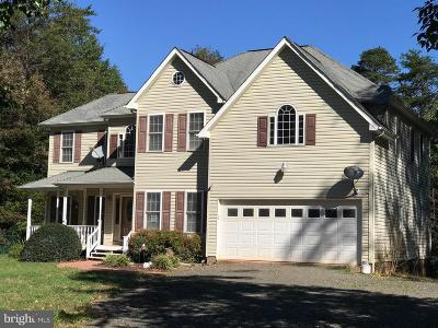 Fauquier County Single Family Home For Sale: 11510 Yeats Drive
