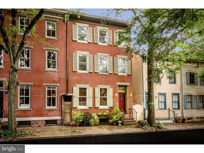 Trenton Townhouse For Sale: 240 Mercer Street