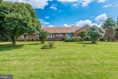 Howard County Single Family Home For Sale: 16412 Old Frederick Road