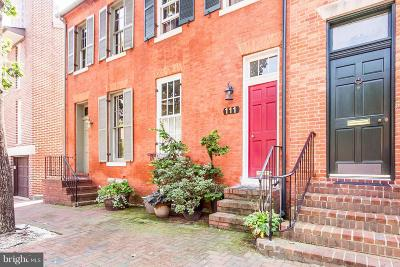 Baltimore Rental For Rent: 111 W Barre Street
