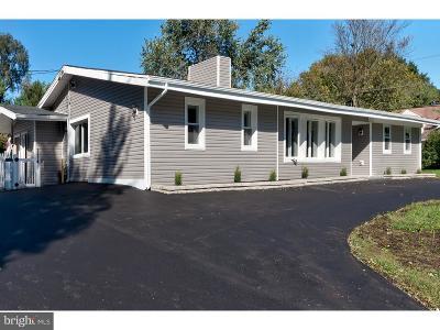 Evesham Single Family Home For Sale: 16 E Cedar Avenue