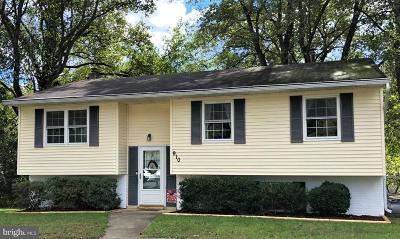 Severna Park Single Family Home For Sale: 910 Country Terrace