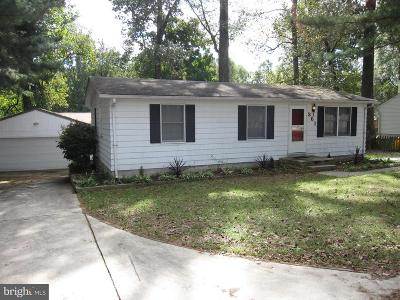 Crownsville Single Family Home For Sale: 361 Beech Trail