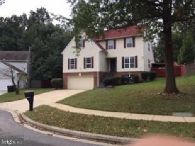Oxon Hill Single Family Home For Sale: 702 Broderick Drive