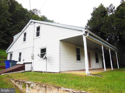 Middletown Single Family Home For Sale: 7002 Mountain Church Road