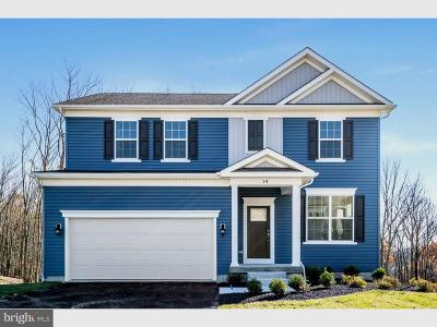 Downingtown Single Family Home For Sale: 54 Powell Court #LOT 18