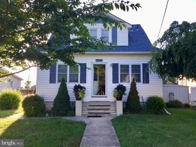 Baltimore Single Family Home For Sale: 2914 Sparrows Point Road