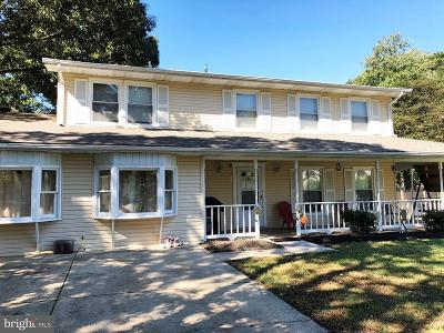 Waldorf Single Family Home For Sale: 303 Bucknell Circle