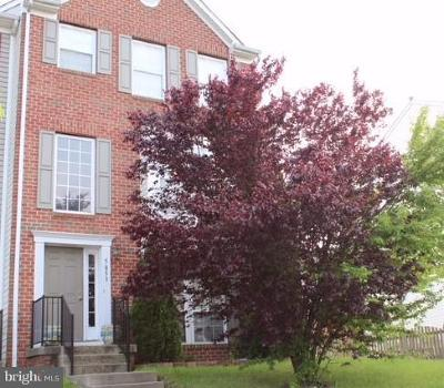 Baltimore Townhouse For Sale: 5053 Leasdale Road