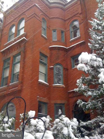 Washington Multi Family Home For Sale: 1311 Rhode Island Avenue NW