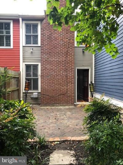 Alexandria Rental For Rent: 806 Pendleton Street
