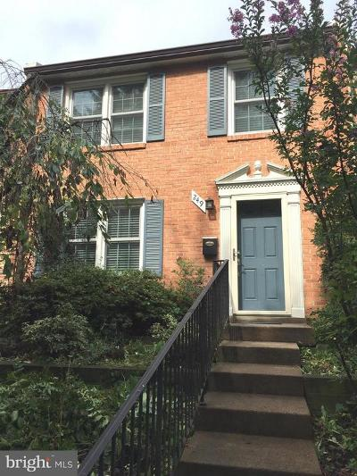 Falls Church Rental For Rent: 249 Gundry Drive