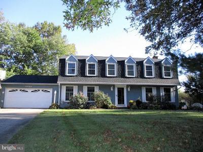 Single Family Home For Sale: 4053 Croaker Lane
