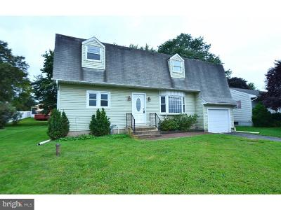 Single Family Home For Sale: 406 Old Mill Road